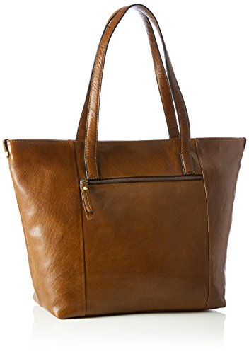 GERRY WEBER Lugano, Borsa Shopper Donna Marrone (Cognac 703)