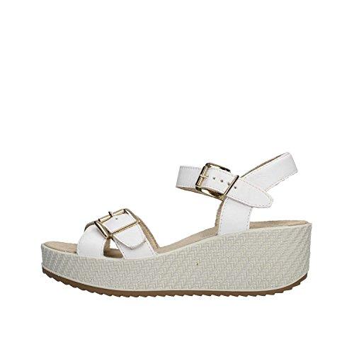 Enval Soft 1284377 Sandal Woman White ZPk7Pje1w