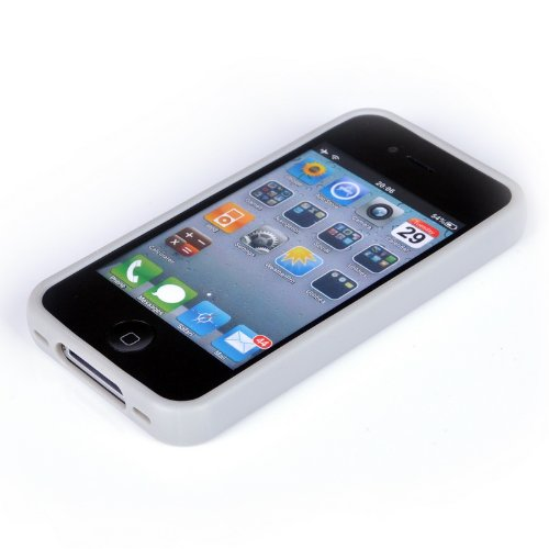 X-Doria Dual Klappetui für iPhone 4, Grau