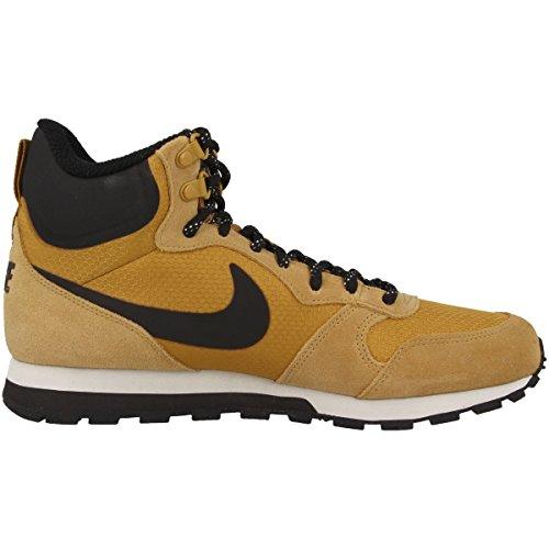 Nike Hommes Md Runner 2 Mi Chaussure Premium Beige-marron