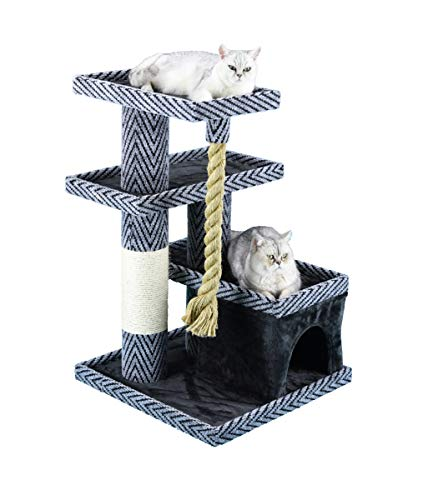 Go Pet Club Sequoia Cat Tree LP-848