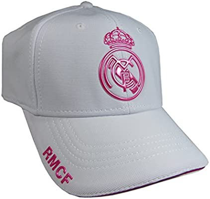 Real madrid c f - Gorra Real Madrid C.F. Woman Nº 6 Adulto: Amazon ...