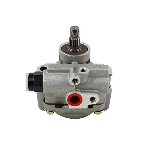 - Brand new DNJ Power Steering Pump w/Pulley PSP1314 for 07-12 / Nissan Altima 2.5L DOHC - No Core Needed