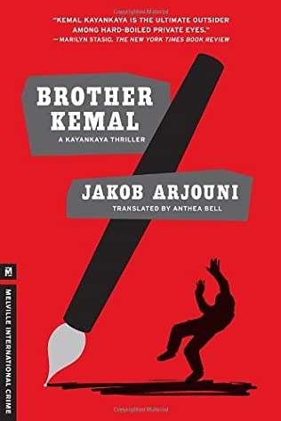book cover of Brother Kemal