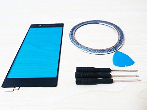 Ersatz For Sony Xperia Z5 5.2 Zoll E6603 Touchscreen Display Glas Schwarz+ Werkzeug & Klebeband