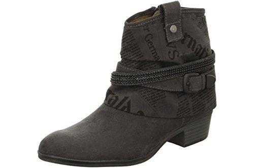 Jenny Zandvoort, Zapatillas De Estar por Casa para Mujer Gris - Grau (grey 05)