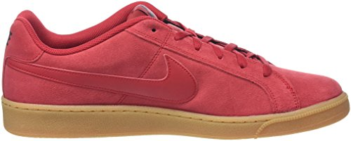 gym Wine Femme gym Nike Lt Rouge Chaussures Royale gum port Court Brown Suede Gymnastique Red De Red YSxvOCSqw