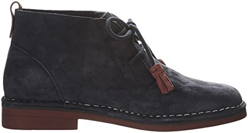 Hush Puppies Cyra Catelyn - Botas mujer Navy Suede/Red