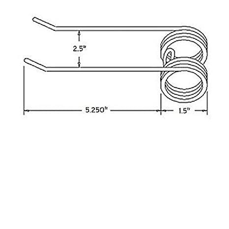 Amazon com: 6x Case & HESSTON Round Baler Tooth for IH 8420 & Heston