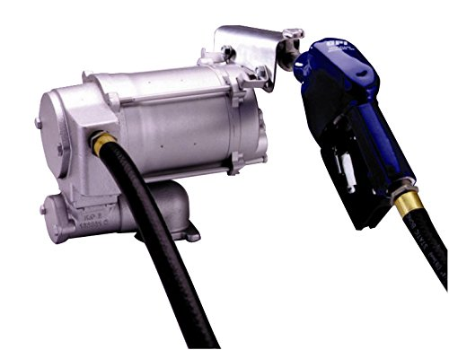 GPI 133200-2 Aluminum M-3120-AL Heavy Duty Vane Pump, 115V AC by GPI® The Proven Choice® (Image #1)