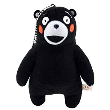 Japanese Famous Local Characters Gotochi Plush Dolls (Bear Mon ...