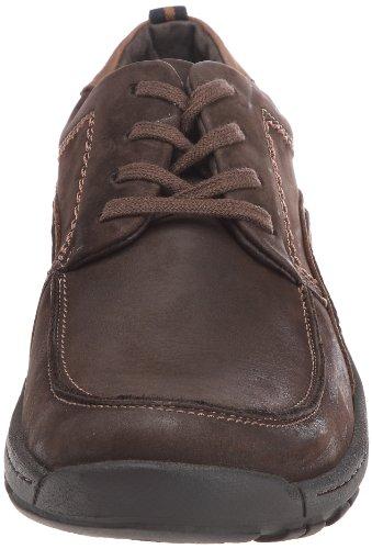 Josef Seibel Schuhfabrik GmbH Nolan 03 17134 81 638 - Zapatos de cuero para hombre Marrón