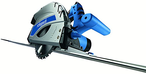 Scheppach Tauchsäge PL45 1,01 kW 230 V 50 Hz plus Schienen 2 x 700 mm, 5901803905