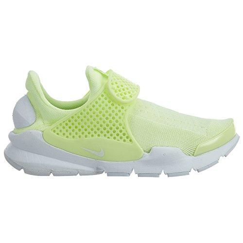 Nike Womens Calzino Dart Scarpa Da Corsa A Malapena Volt / Bianco