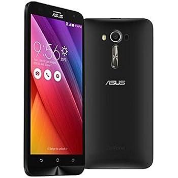 ASUS ZenFone 2 Laser ZE550KL 2GB / 16GB 5.5-inch 4G LTE Dual SIM Factory Unlocked - International Stock No Warranty (BLACK)