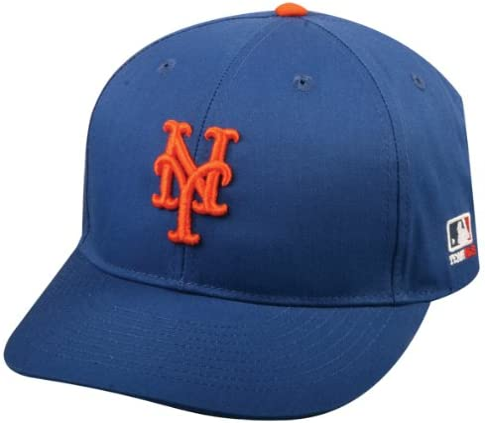 New Era Hombre The League Nuevo York Mets Oficial Equipo Color Gorra B/éisbol