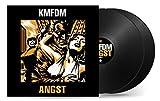 KMFDM - Angst Exclusive Limited Classic Black Vinyl 2XLP
