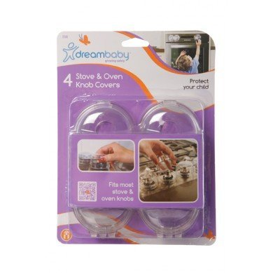 Dream Baby Stove Knob Covers - 8 Pack Dreambaby L141-2