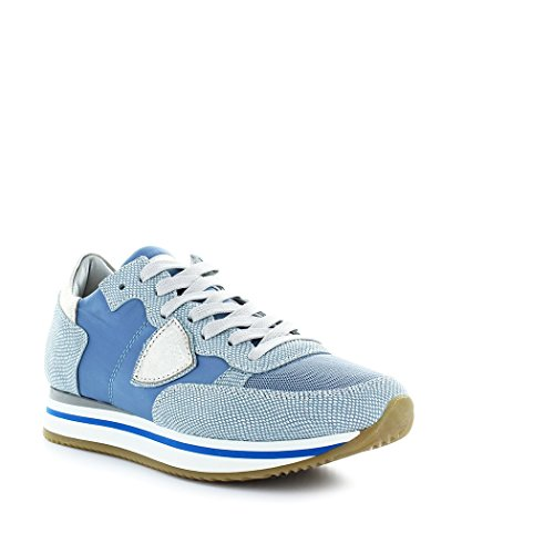 Sneaker Primavera Tropez Da Estate Vip Donna Higher Model 2018 Scarpe Philippe Azzurro wHq171
