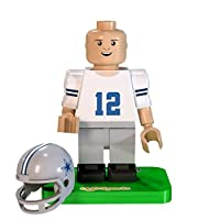 Roger Staubach NFL OYO Dallas Cowboys S.B. VI L.E. of 2015 Generation 3 Super Bowl 50 Series G3 Mini Figure