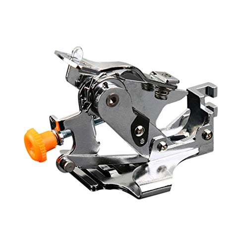 - MChoice❤️Household Ruffler Presser Foot Low Shank Pleated Sewing Machine Accessories Silver