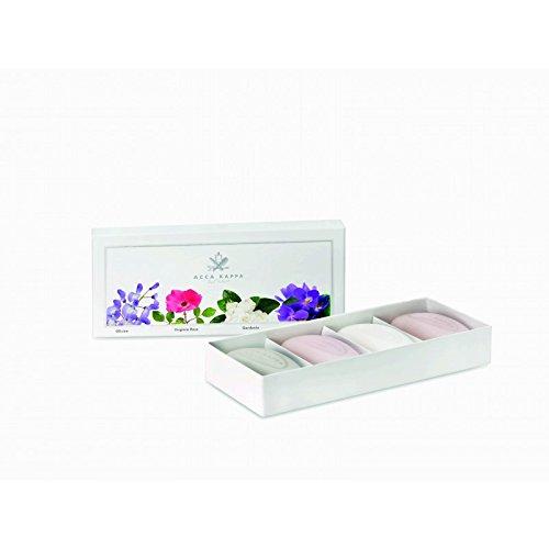 Acca Kappa Soap Gift Set (4x100g) - Glicine, Rose, Gardenia & ()