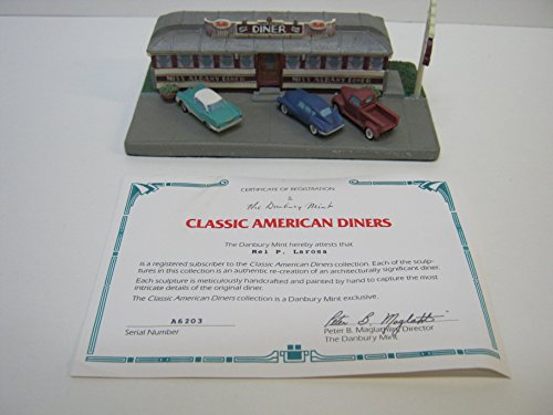MISS ALBANY DINER Albany New York DANBURY MINT 1993