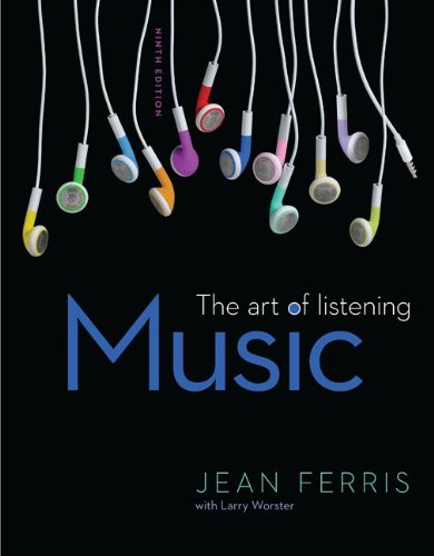 Loose Leaf Version of Music: The Art of Listening Loose Leaf with Connect Access Card