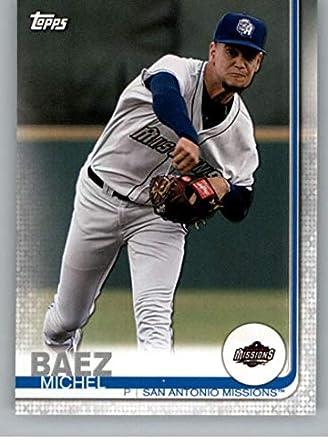Amazoncom 2019 Topps Pro Debut Baseball 168 Michel Baez