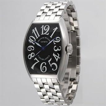 big sale fbcb8 f1dd0 Amazon | フランクミュラー メンズ腕時計 カサブランカ 5850CASA ...