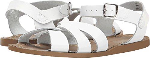 Salt Water Sandals by Hoy Shoe Original Sandal (Toddler/Little Kid/Big Kid/Women's), White, 6 M US Big Kid