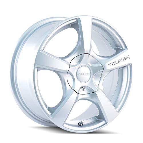 TOUREN TR9 (3190) HYPERSILVER: 18x8 Wheel Size; 5-108/5-114.3 Lug Pattern, 72.62mm Bore, 40mm Offset.