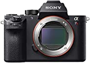 Sony ILCE-7RM2 Cámara Alpha Mirrorless con montura E Full Frame CMOS con 42.4mp, grabación 4K