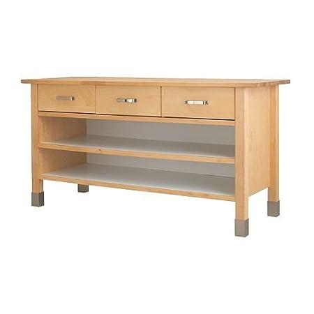 Cabinet Cupboard Solid IKEA VÄRDE Bike: Amazon.co.uk: Kitchen & Home