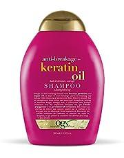 OGX Anti-Breakage + Keratin Oil Fortifying Anti-Frizz Conditioner/Shampoo
