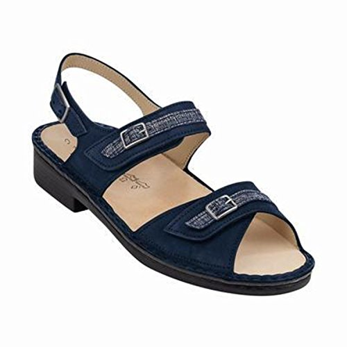 Sandals Sasso Fashion Finn Comfort Women's Blue wSUEI