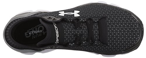 Under Arm Womens Speedform Intake 2 Scarpa Da Corsa Nera (002) / Acciaio