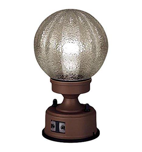 Panasonic LED 門柱灯 据置取付型 40形 電球色 LGWJ56935AK B06XGT6911 13710