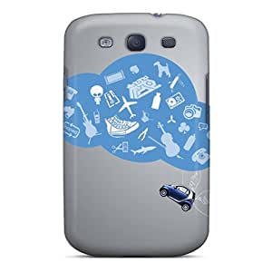 RfCzA35084yyxVB Anti-scratch Case Cover Wadward Protective Smart Iphone Wallpaper Case For Galaxy S3