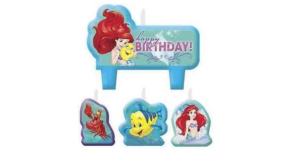 Amazon.com: Disney Ariel Little Mermaid Decoración para ...