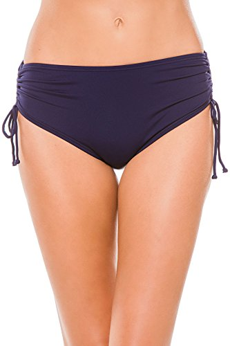 Beach House Women's Paloma Beach High Waist Bikini Bottom Admiral 10
