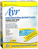 Ayr Sinus Rinse Refill Packets 100 Each (Pack of 4)