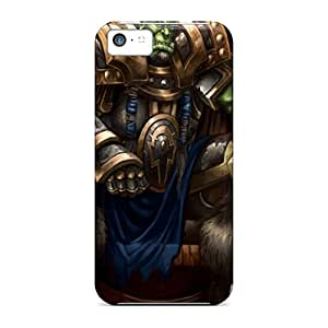 New World Of Warcraft Cases Covers, Anti-scratch StaceyBudden Phone Cases For Iphone 5c