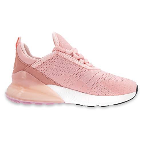 Sneaker Herren Strick Turnschuhe Sock Fitness Laufschuhe Rosa Knit Damen Schnür Leichte Unisex Sportschuhe gw0qBpq