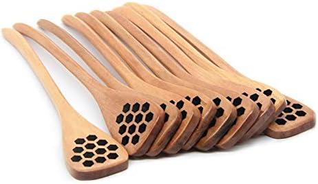 Natural Olivewood Honey Dipper SP08A