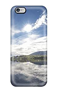 Iphone 6 Plus Case Slim [ultra Fit] Mirror Lake Protective Case Cover