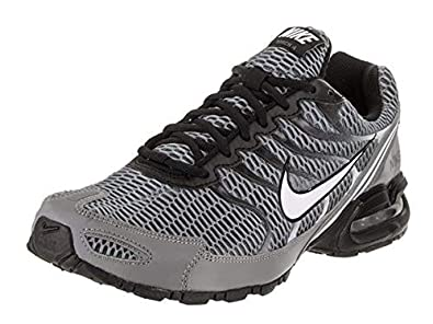 online retailer d4ebc f78f0 Image Unavailable. Image not available for. Color  Nike Men s Air Max Torch  4 Running Shoe Cool Grey White Black Pure