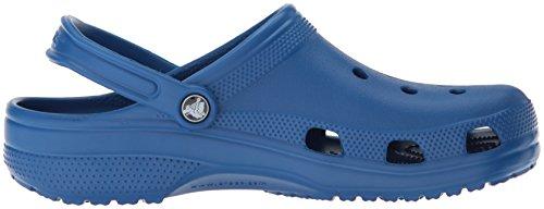 Bleu U 4gx Mixte Crocs blue Adulte Classic Sabots Jean 5gXwBX