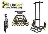 UpCart Lift 200lb Capacity Stair Climbing Folding Hand Truck