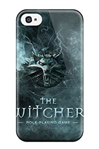 High-quality Durability Case For Iphone 4/4s(the Witcher )